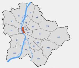 Villanyszerelő V. kerület